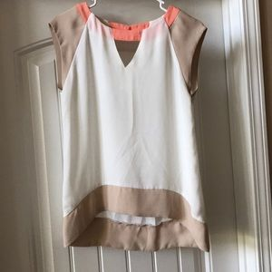 Sassy or Serious Women's sleeveless sheer top